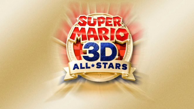 super mario 3d all stars cover