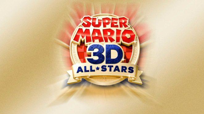 super mario 3d all stars cover