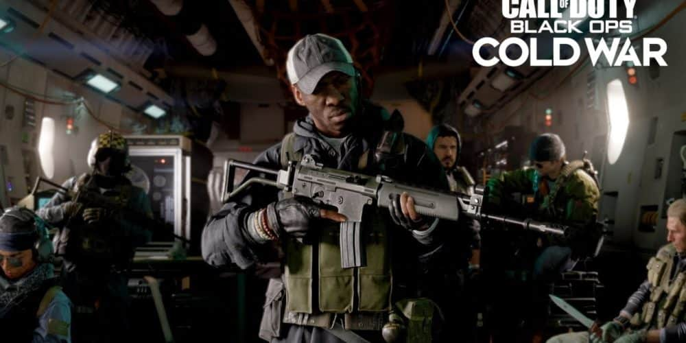 Call of Duty® Black Ops Cold War Multiplayer Enthuellungstrailer 1