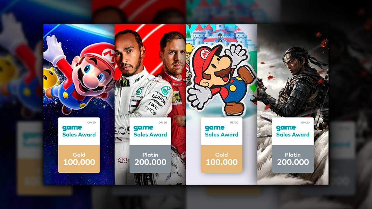 Header game Sales Award 20 09 Visual Website klein babt
