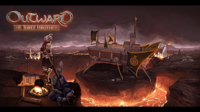 Key Art Outward The Three Brothers babt