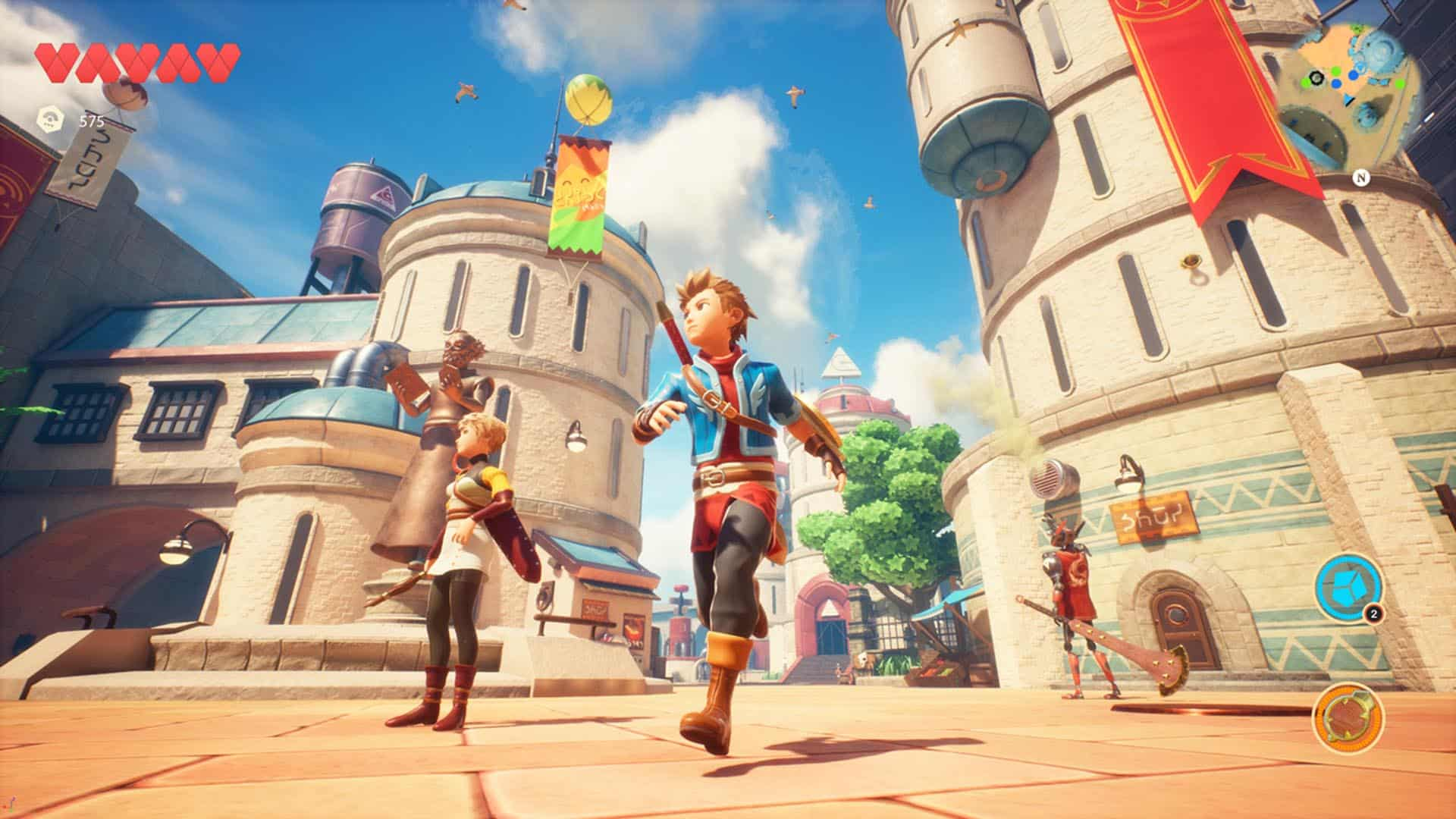 NSwitchDS Oceanhorn2KnightsOfTheLostRealm 02