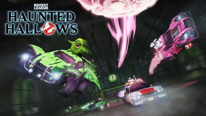 Rocket League Haunted Hallows 2020 Trailer