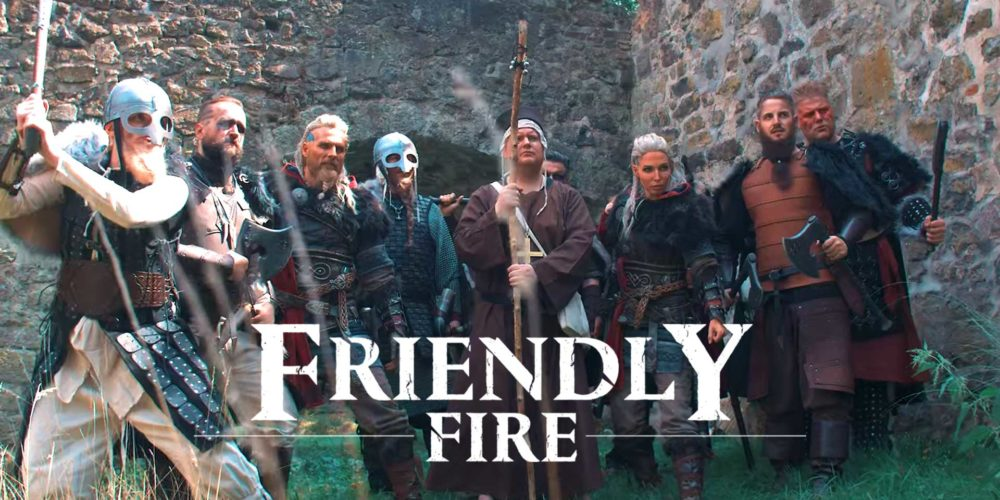 friendly fire 6 fotoshooting