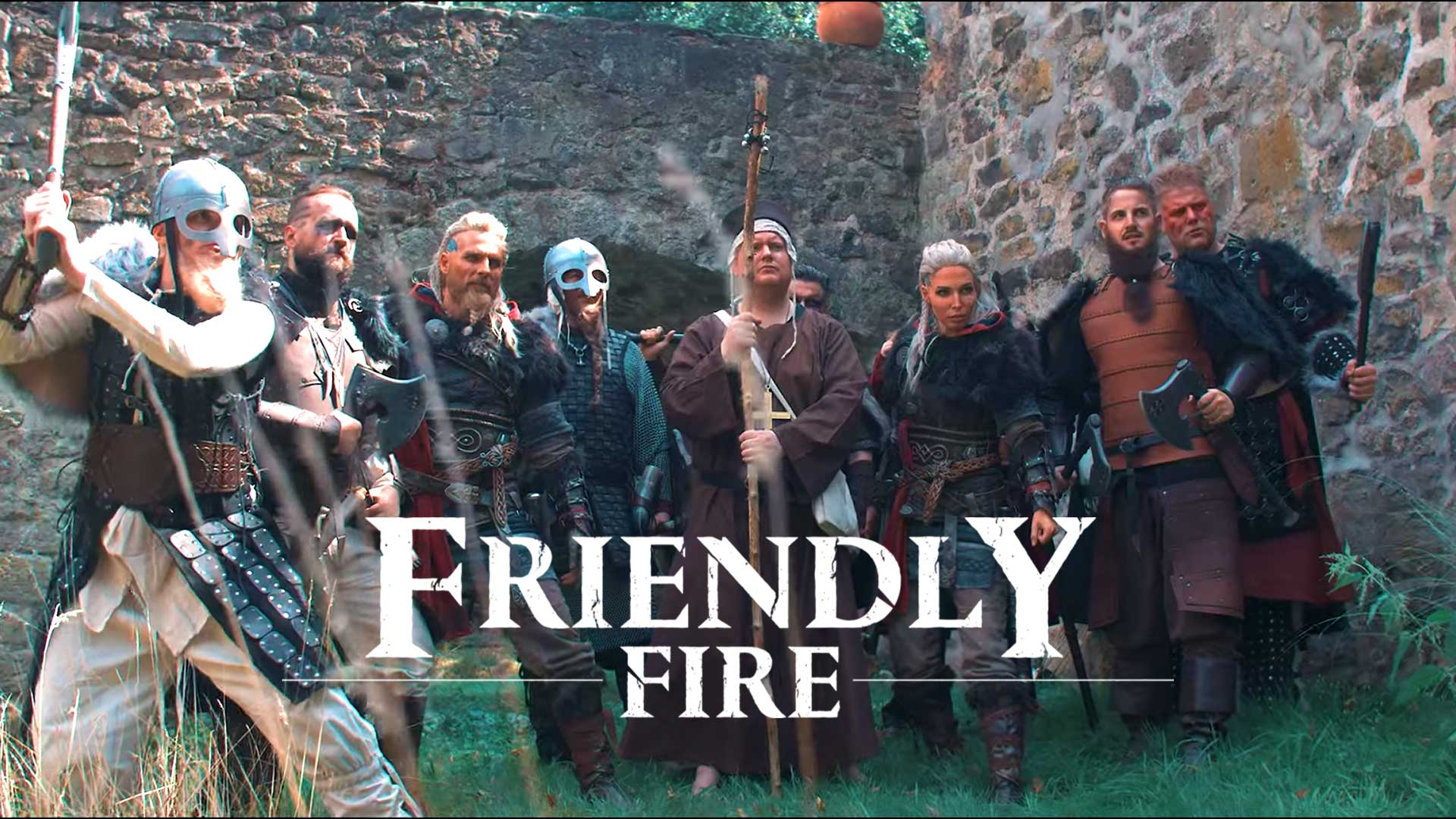 friendly fire 6 fotoshooting