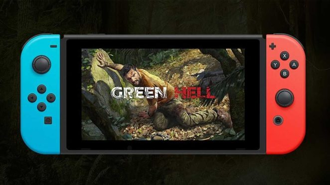 green hell switch release