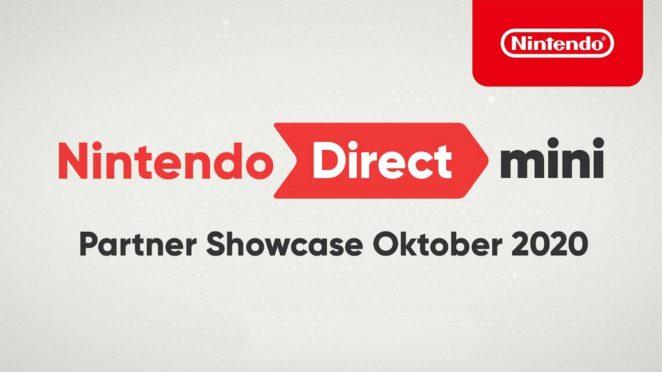 nintendo direct partner showcase oktonber