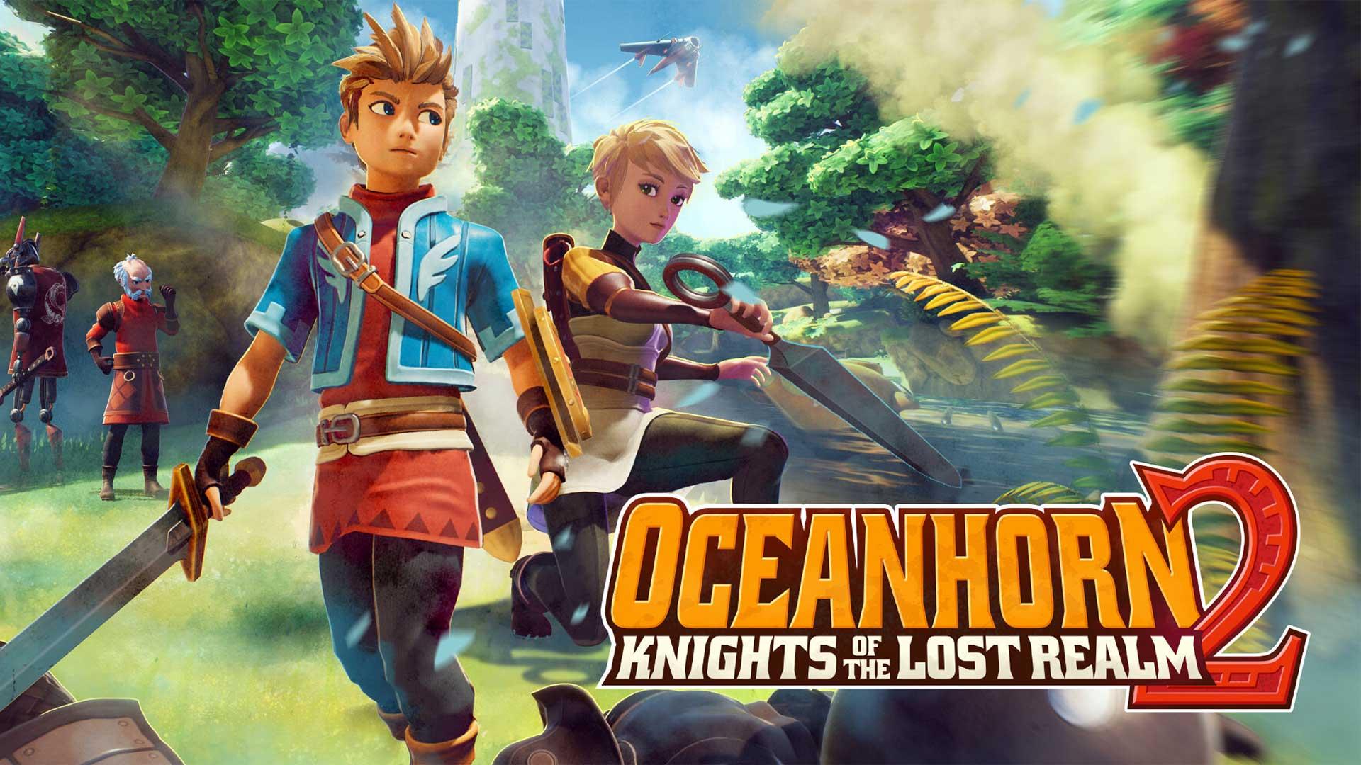 oceanhorn 2 switch release