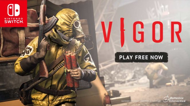 vigor switch free to play