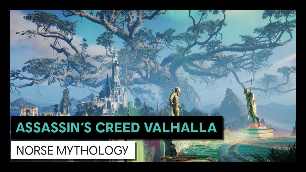 Assassins Creed Valhalla – Norse Mythology