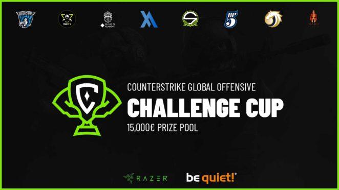 CS GO Challenge Cup Title babt