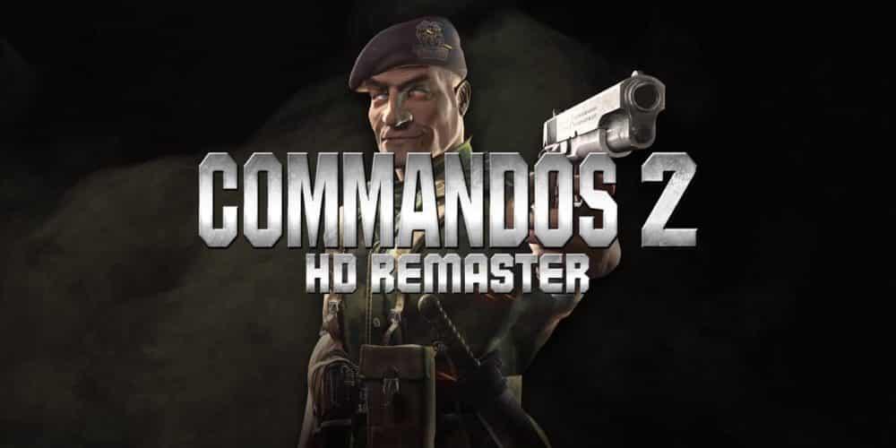 Commandos 2 HD Remaster Nintendo Switch™ Release Date Reveal Trailer DE