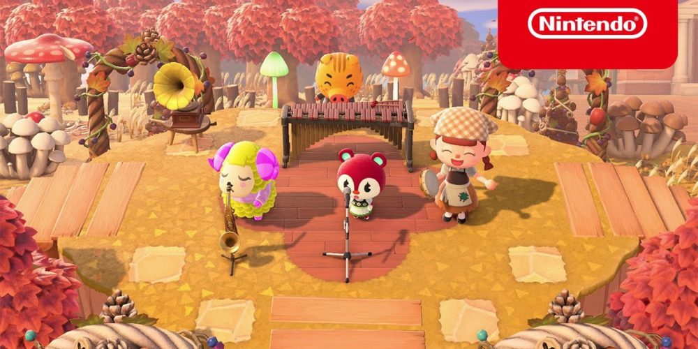 Der Herbst ist da – Animal Crossing New Horizons Nintendo Switch