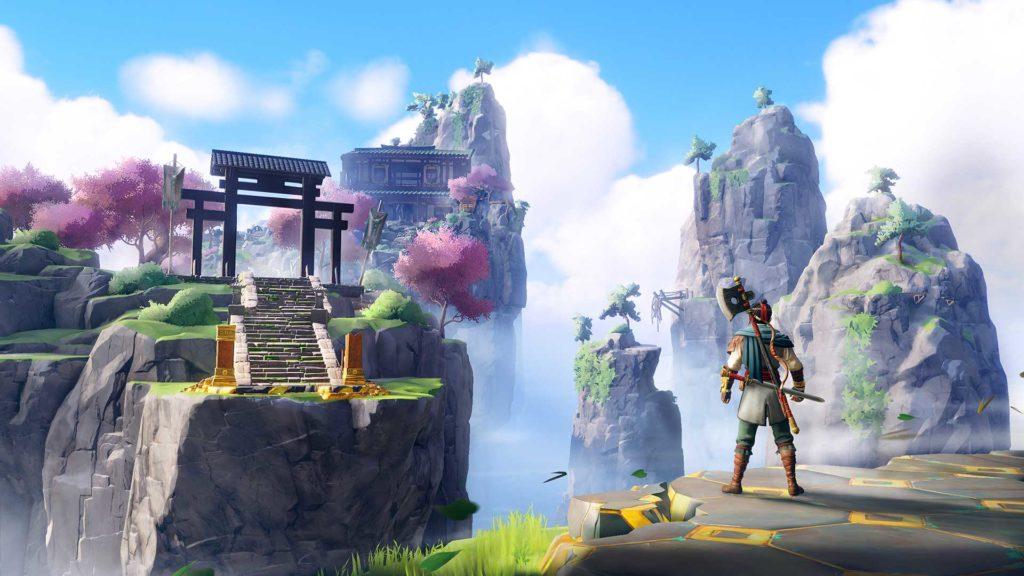 """""""Mythen des östlichen Reiches"""" erzählt die Geschichte von Ku, einem neuen Helden, der die Sterblichen in einem neuen, mystischen Land retten muss. Quelle: Ubisoft"""