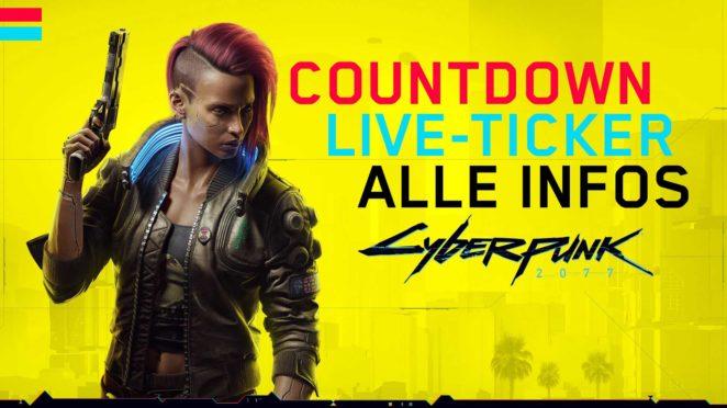 cyberpunk 2077 release ticker
