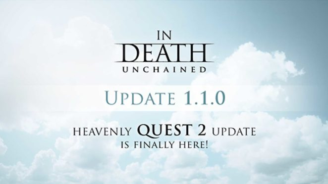 in death unchained update 1 1 0