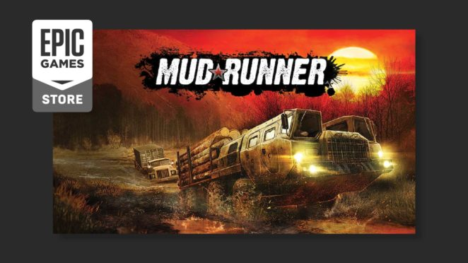 mudrunner epic games store