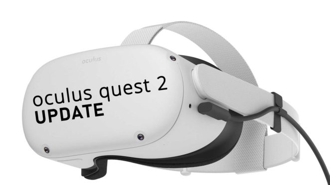 oculus quest 2 update