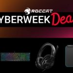 roccat cyber week 2020