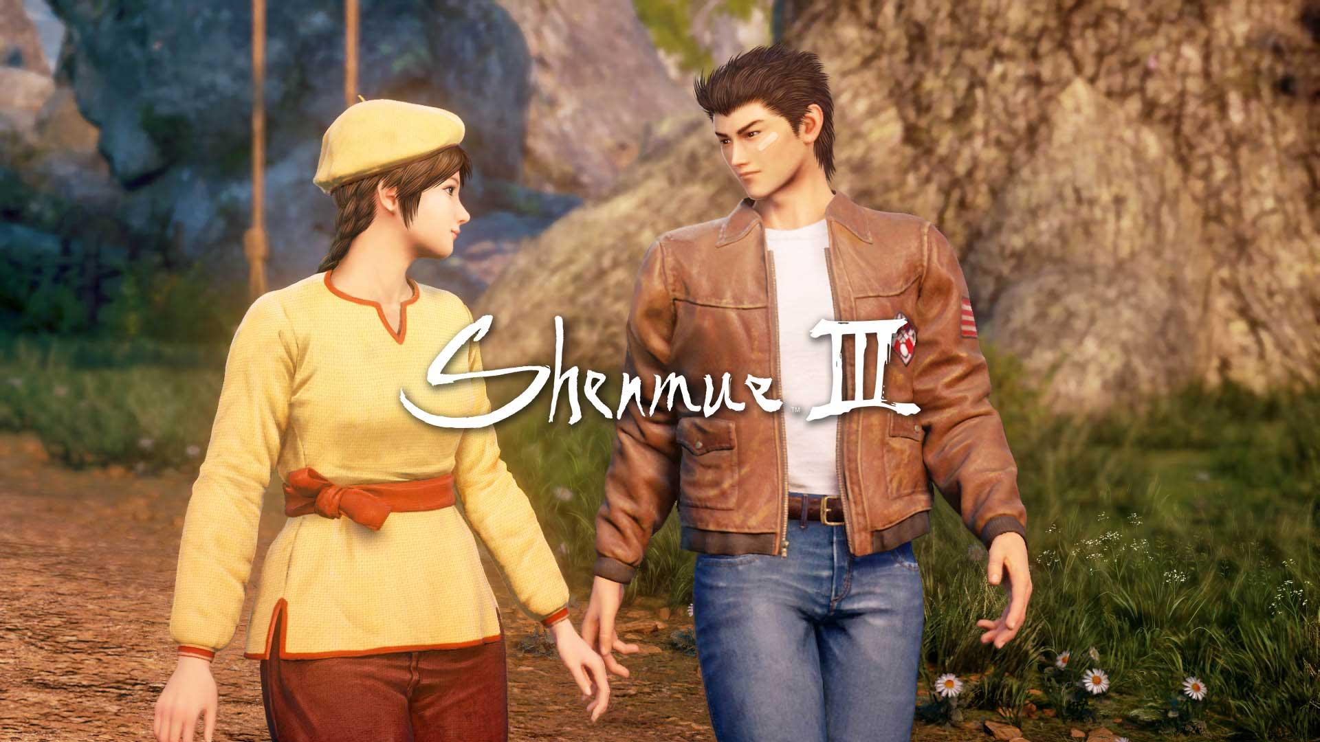 shenmue 3 release sale