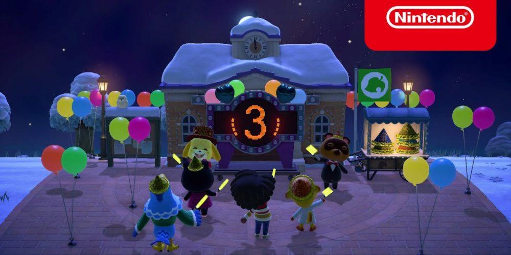 Dezember auf eurer Insel – Animal Crossing New Horizons Nintendo Switch