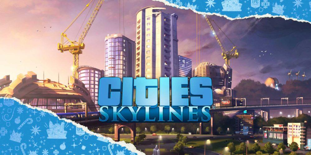 EGS HolidaySale2020 DoG CitiesSkylines