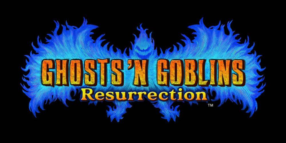 Ghosts n Goblins Resurrection Announcement Trailer