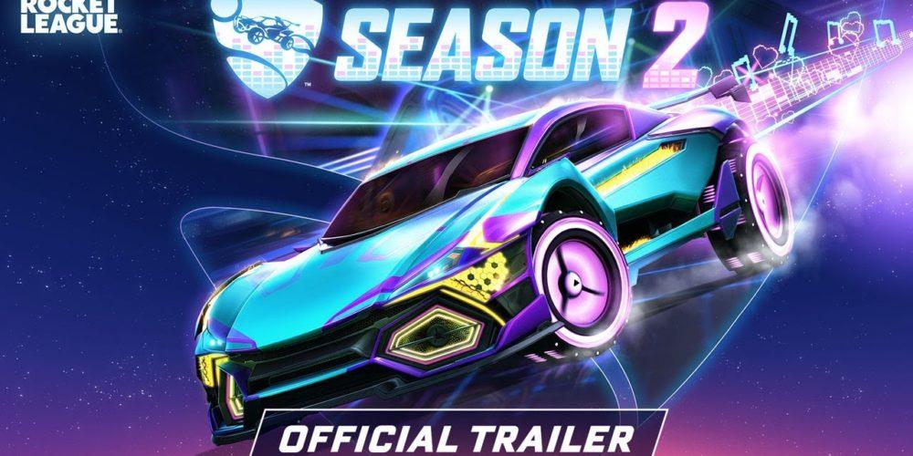 Rocket League Season 2 Trailer