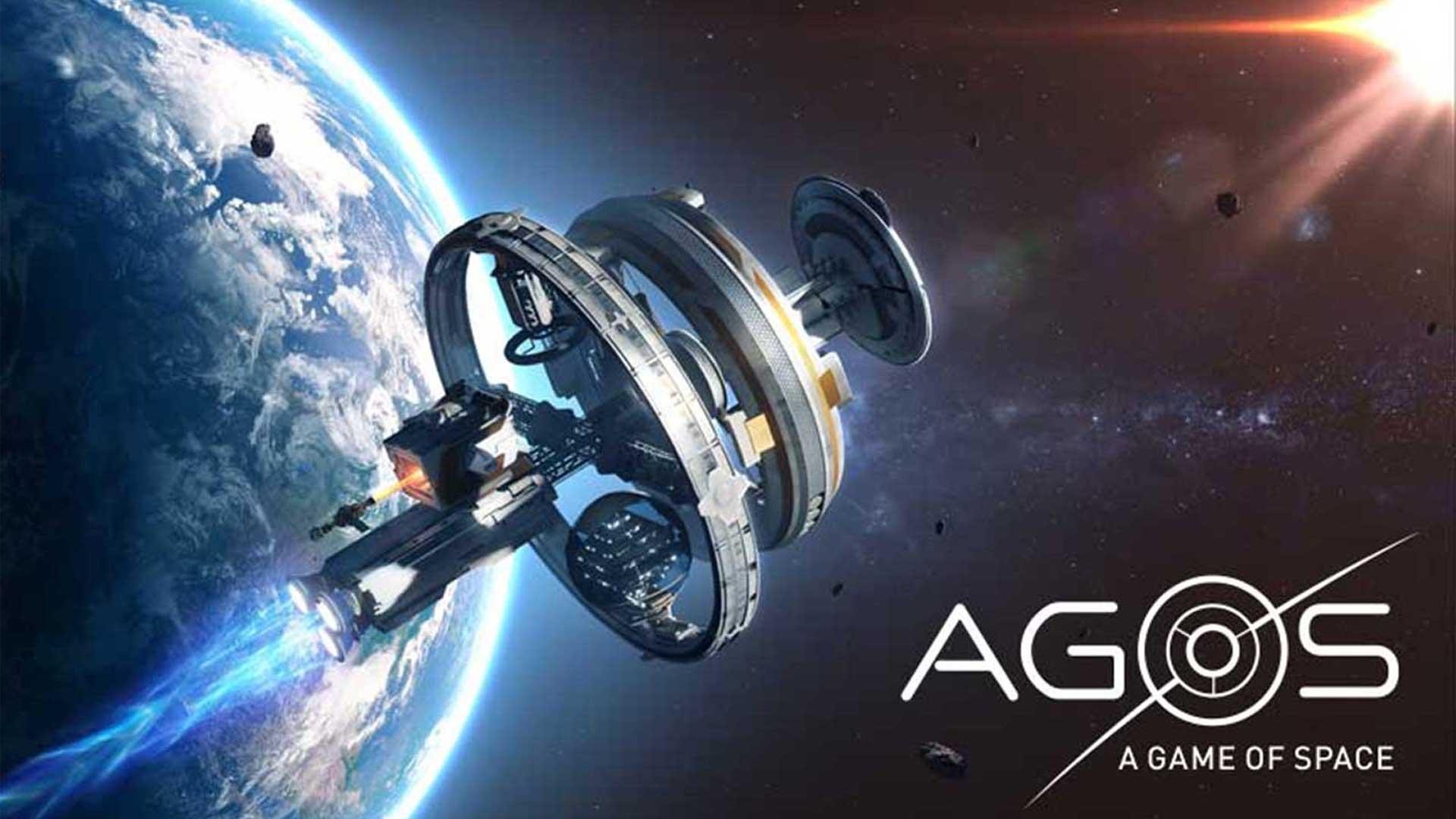 agos a game of space cover