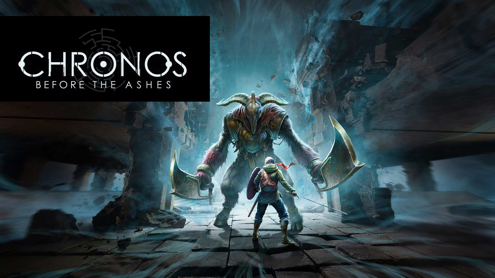 chronos before the ashes cover