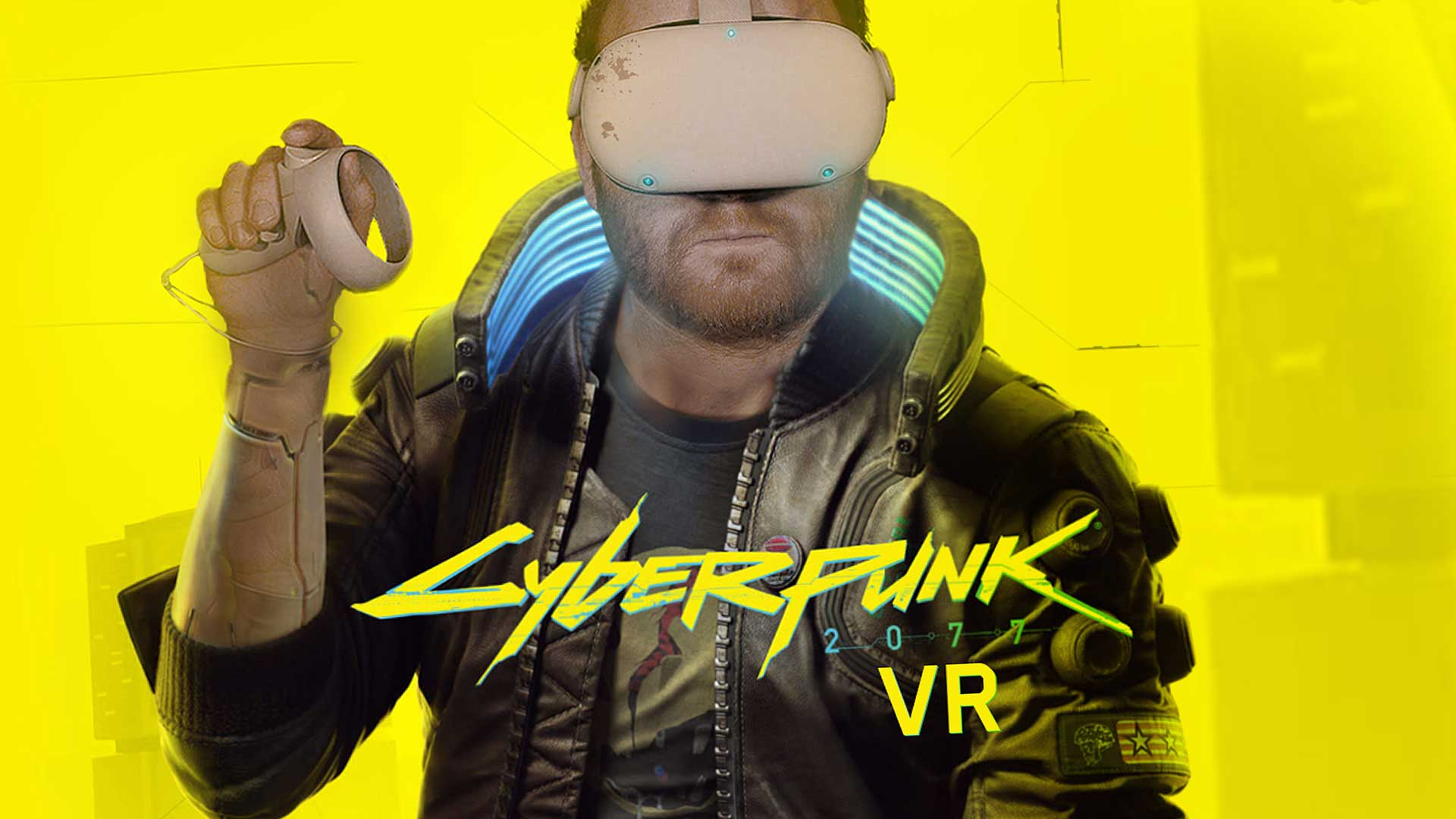 cyberpunk 2077 vr mode