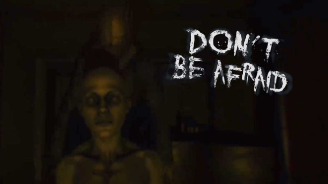 dont be afraid cover