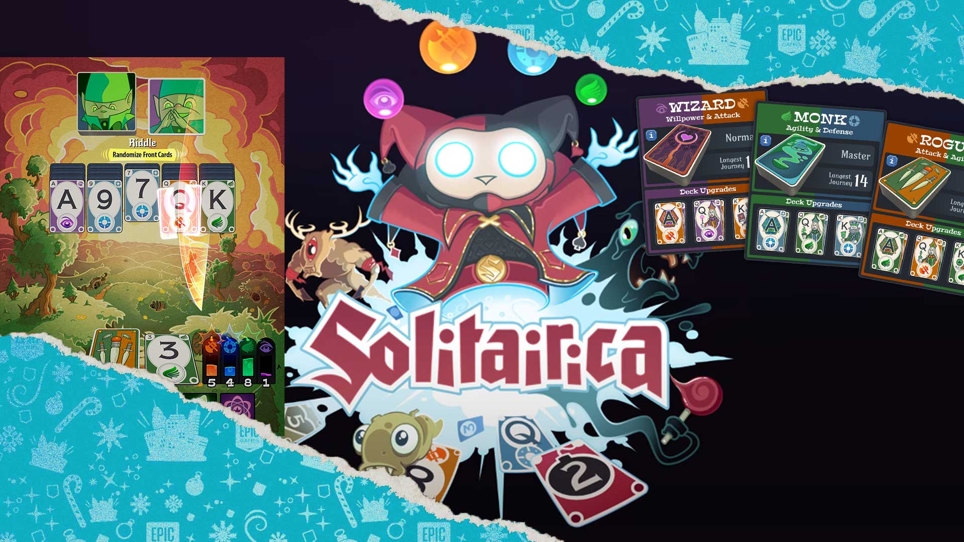 egs free game solitairica