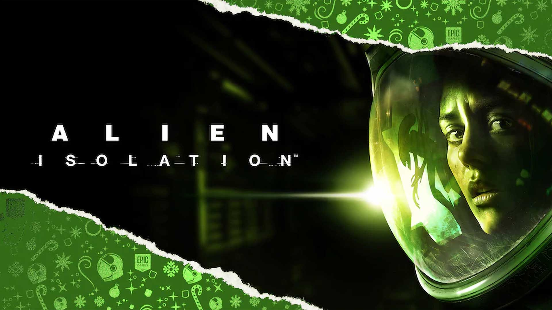 epic games store free game alien isolation