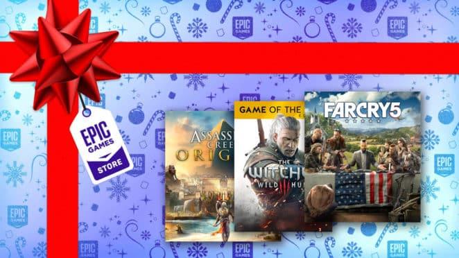 epic games store geschenke weihnachten 2020 leak