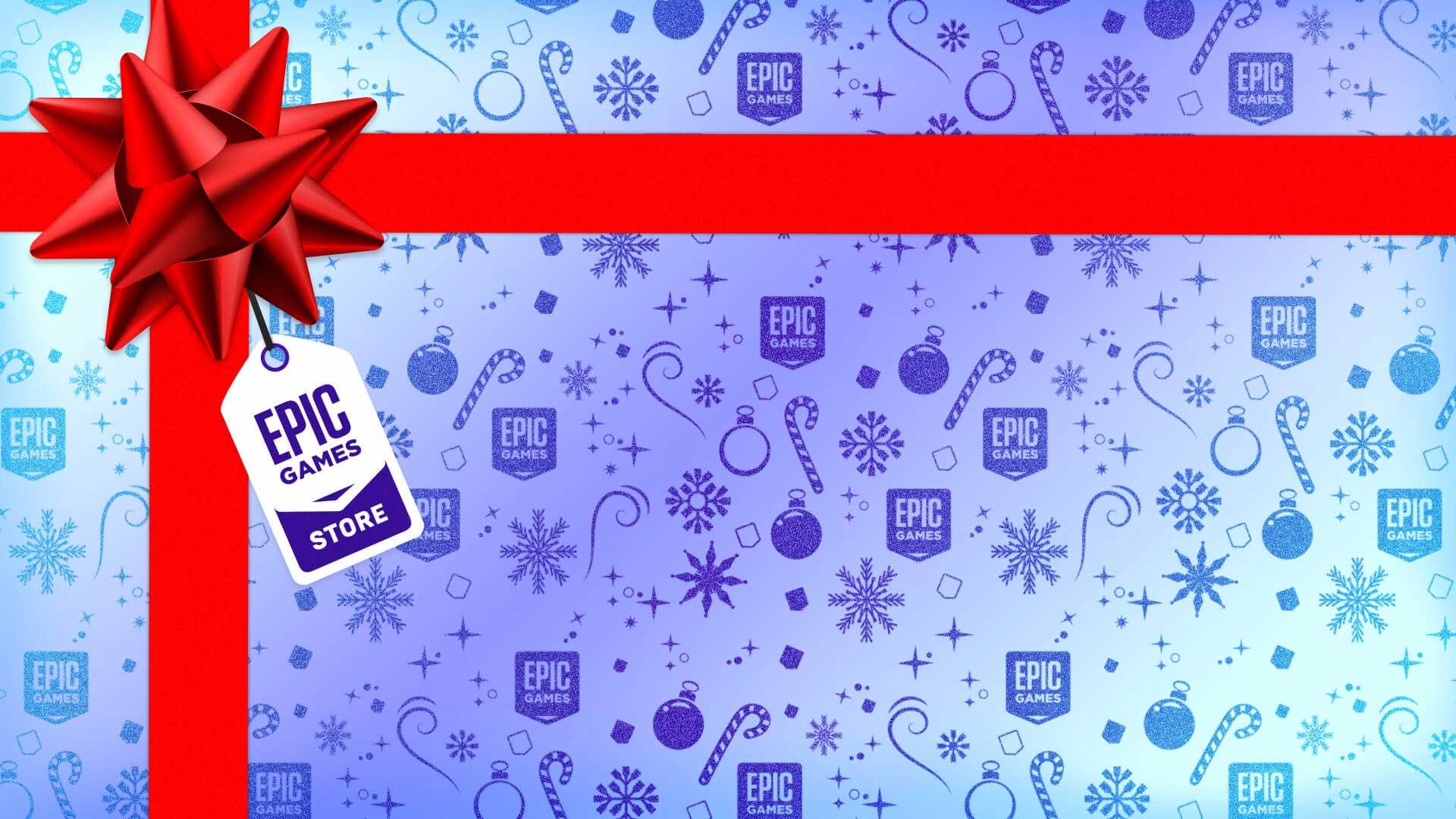 epic games store geschenke weihnachten 2020