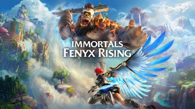 immortals fenyx rising release cover