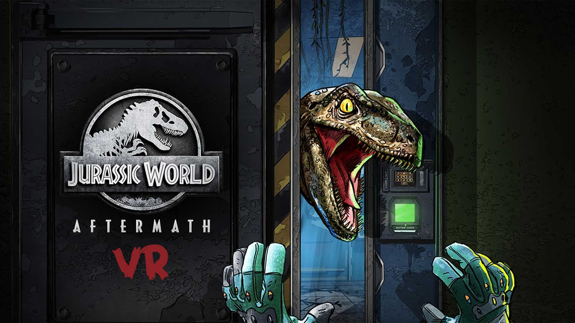 oculus jurassic world aftermath