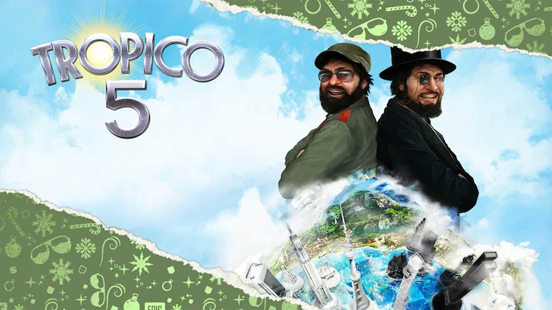 tropico 5 egs free game
