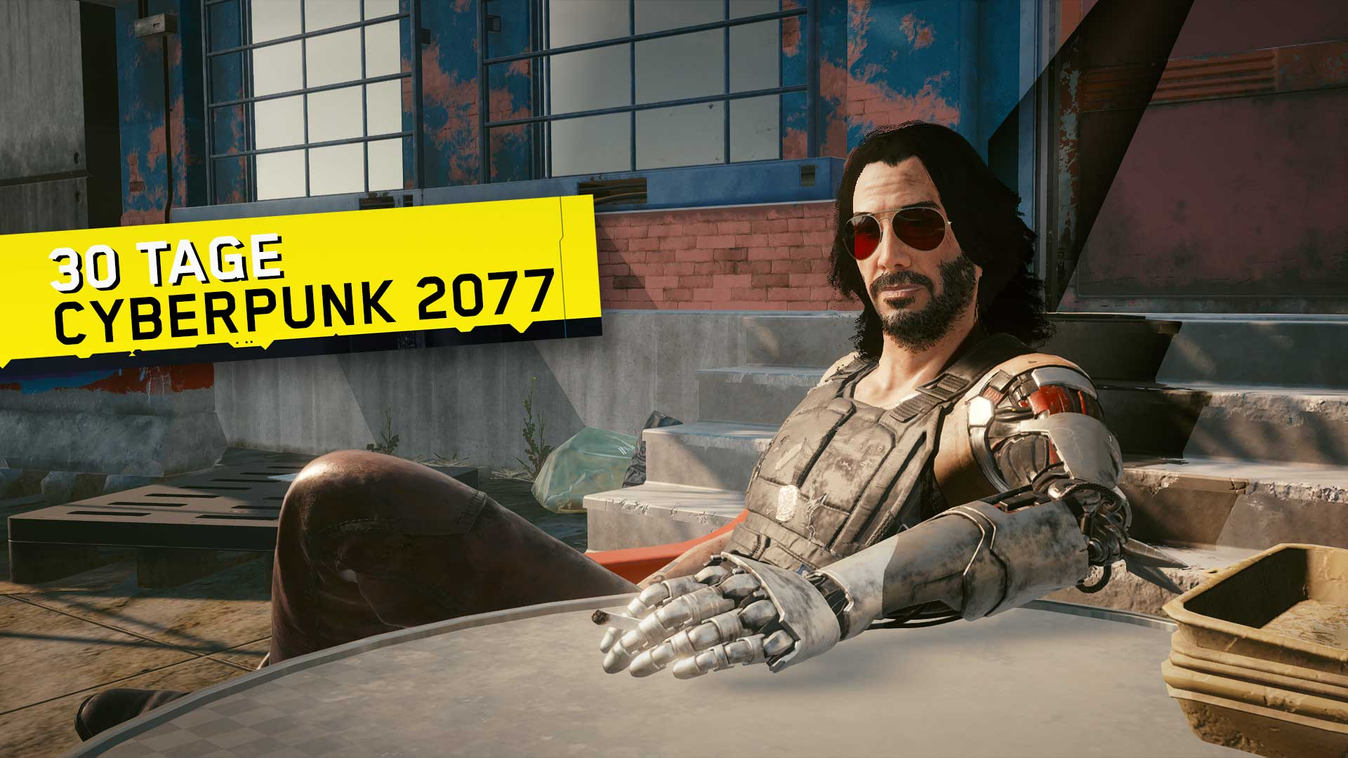 30 tage cyberpunk 2077