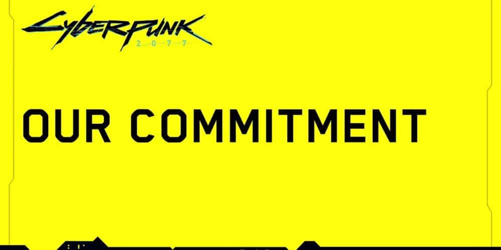 Cyberpunk 2077 — Our Commitment to Quality 1