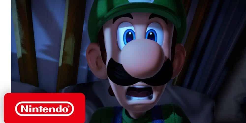 Luigis Mansion 3 Overview Trailer Nintendo Switch