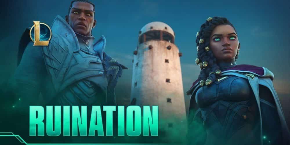 Ruination Season 2021 Cinematic League of Legends 1