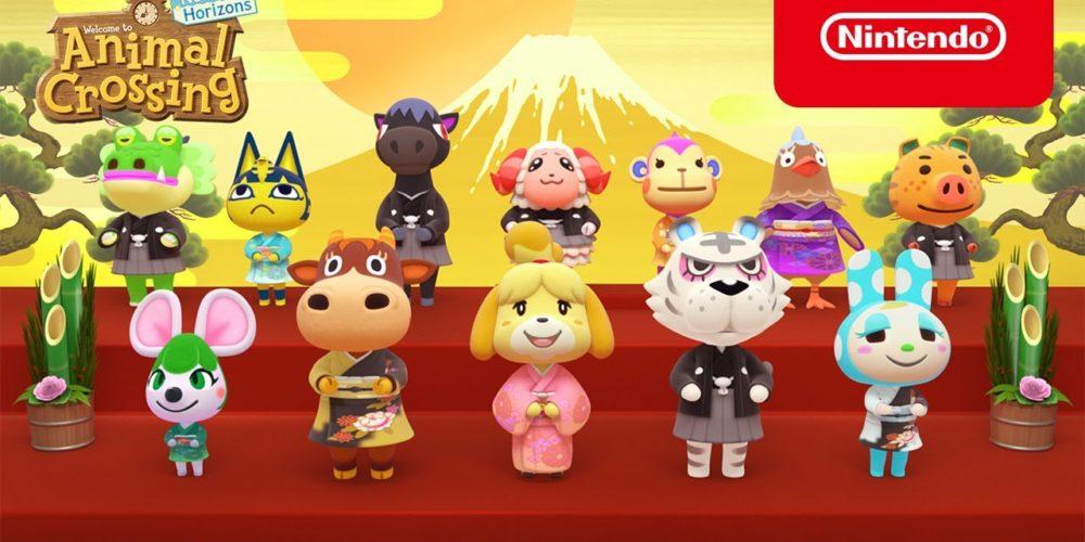 Zeit fuer gute Vorsaetze – Animal Crossing New Horizons Nintendo Switch