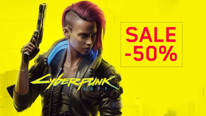 cyberpunk 2077 sale