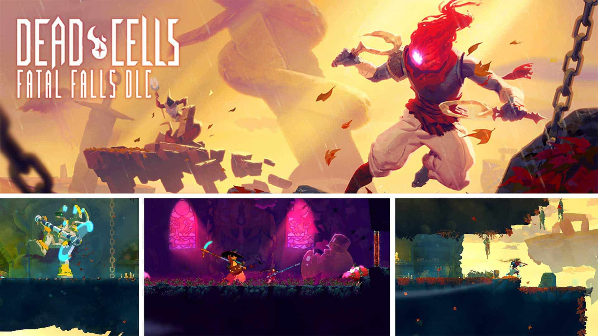 dead cells fatal falls cover