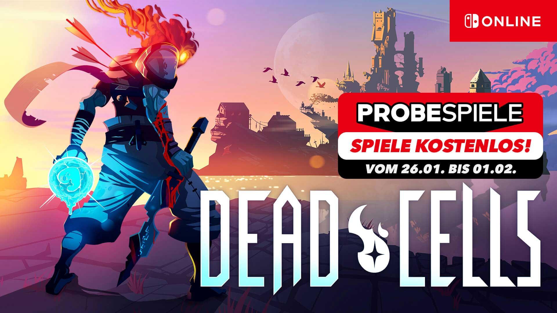 dead cells probespiel