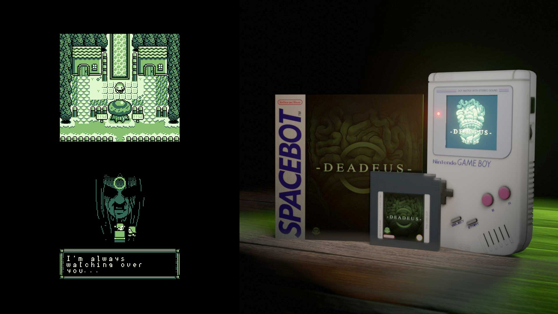 deadeus game boy