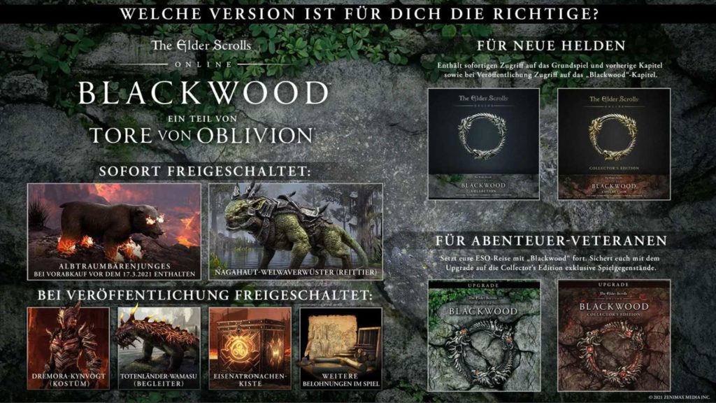eso blackwood editionen