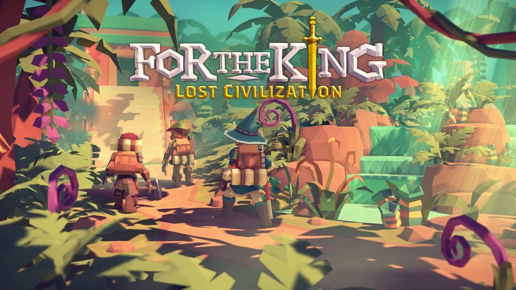 for the king lost civilization